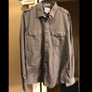 Express MK2 Button Down Shirt
